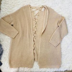 cardigan from nordstrom size small!